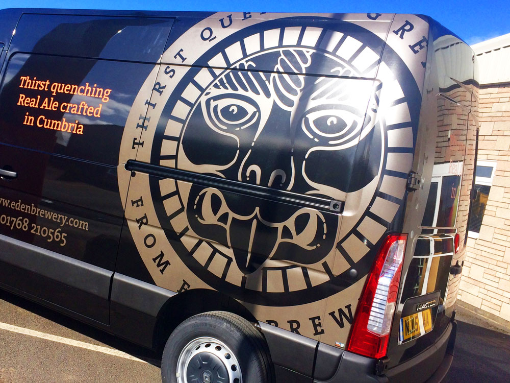 Wrapped By Grafix Signs
