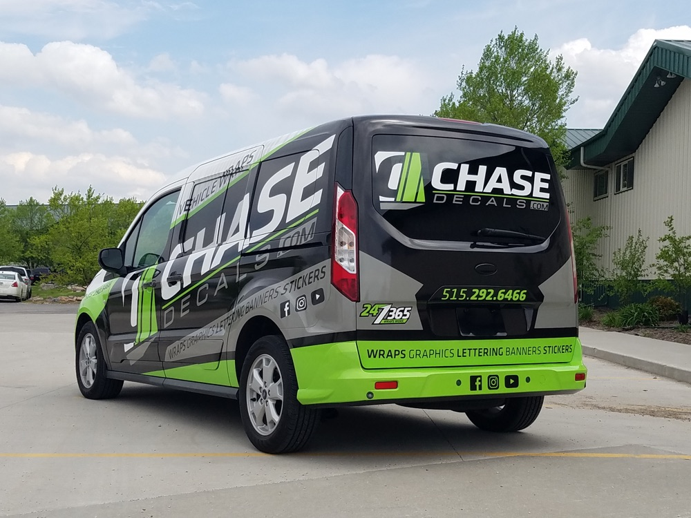 Wrapped By Chase Signs Graphics